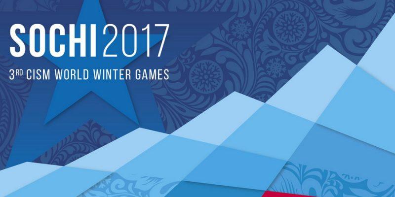 III зимние Всемирные военные игры в Сочи