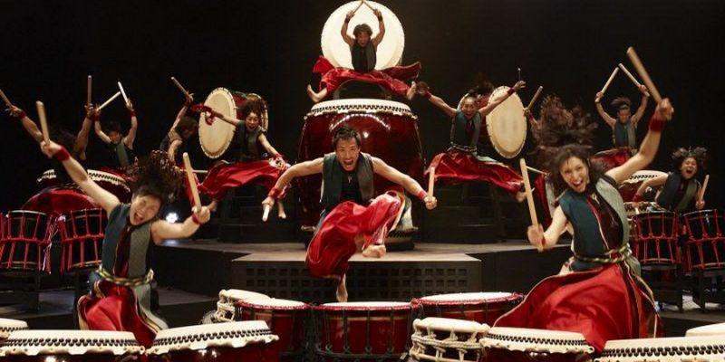 I Международный фестиваль «Барабаны мира» в Сочи