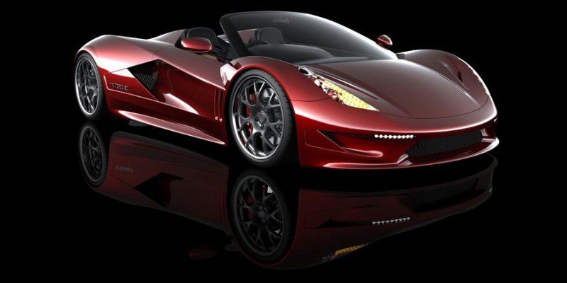 Самые мощные автомобили мира