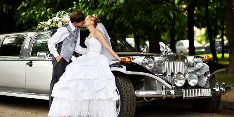 Аренда автомобиля на свадьбу в Сочи