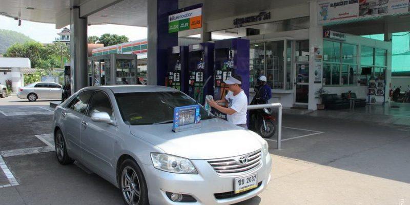 Прокат автомобиля в Таиланде