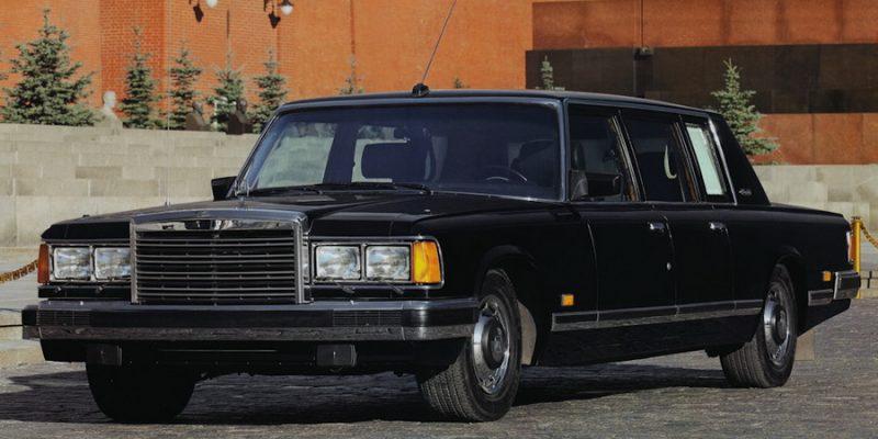 Прокат ретро автомобилей: ЗИЛ 41047